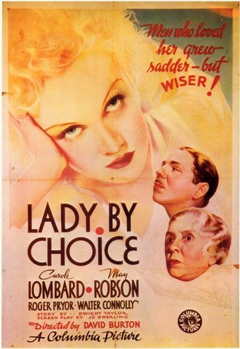 """Lady By Choice"" poster"