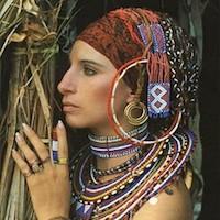 Streisand, Africa
