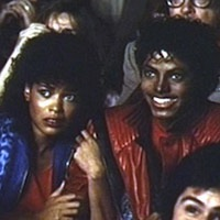 Ola Ray and Michael Jackson