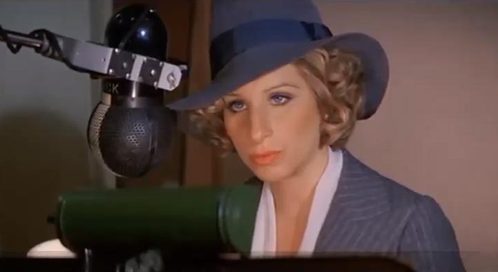 """Barbra Streisand """"Funny Lady"""""""