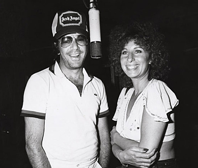 Streisand, Neil Diamond