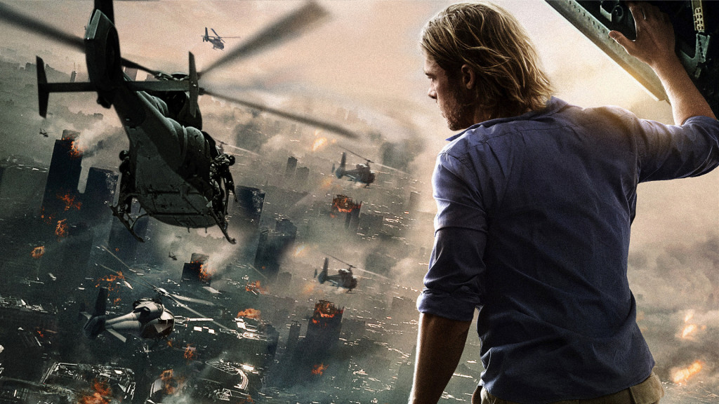 """World War Z"" wallpaper"