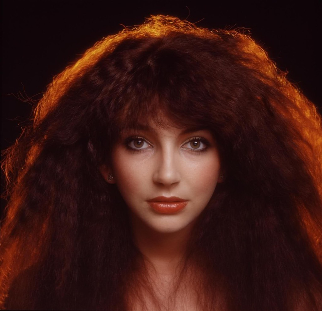Kate Bush young