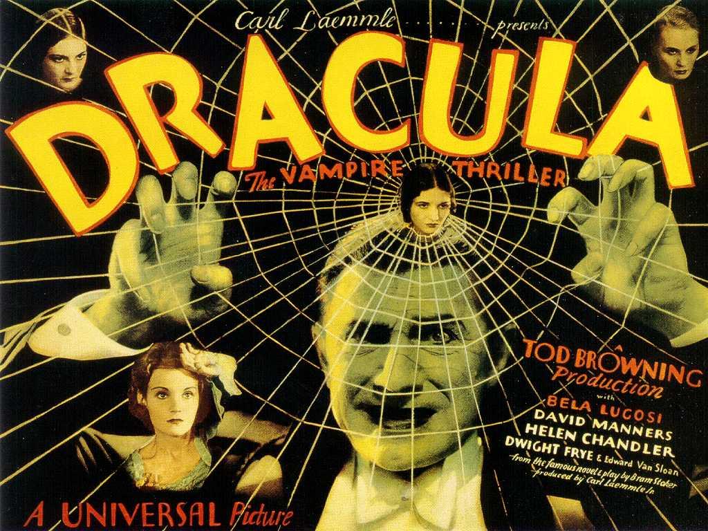 Dracula poster 1931