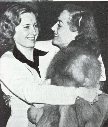 Stanwyck and Crawford, circa early-1930s