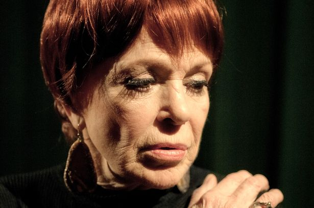 Annie Ross today