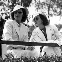 Barbara Stanwyck and Joan Crawford lovers?