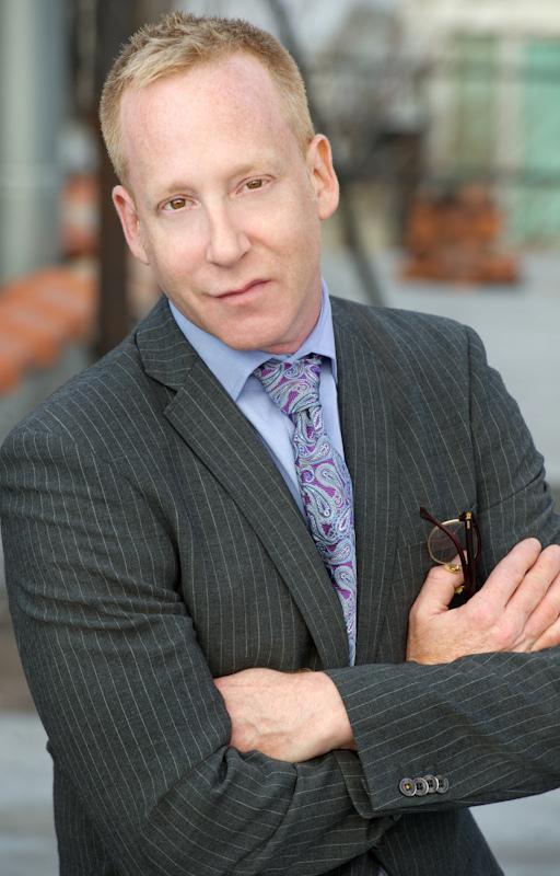 David Munk suit