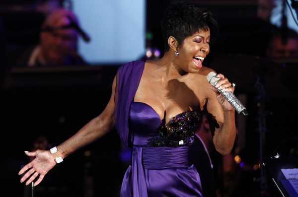 "Natalie Cole on ""melisma"""