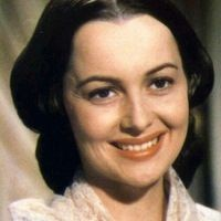 Olivia De Havilland color