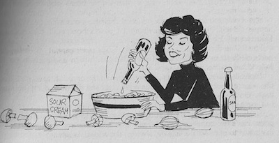 Mary Tyler Moore drawing