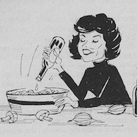 <i>Eating With the Stars:</i> Mary Tyler Moore's Non-Fail Hamburger Stroganoff