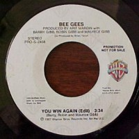 "Bee Gees ""You Win Again"""