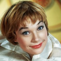 Shirley MacLaine young