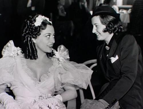 Joan Crawford, Barbara Stanwyck