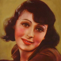 Luise Rainer color