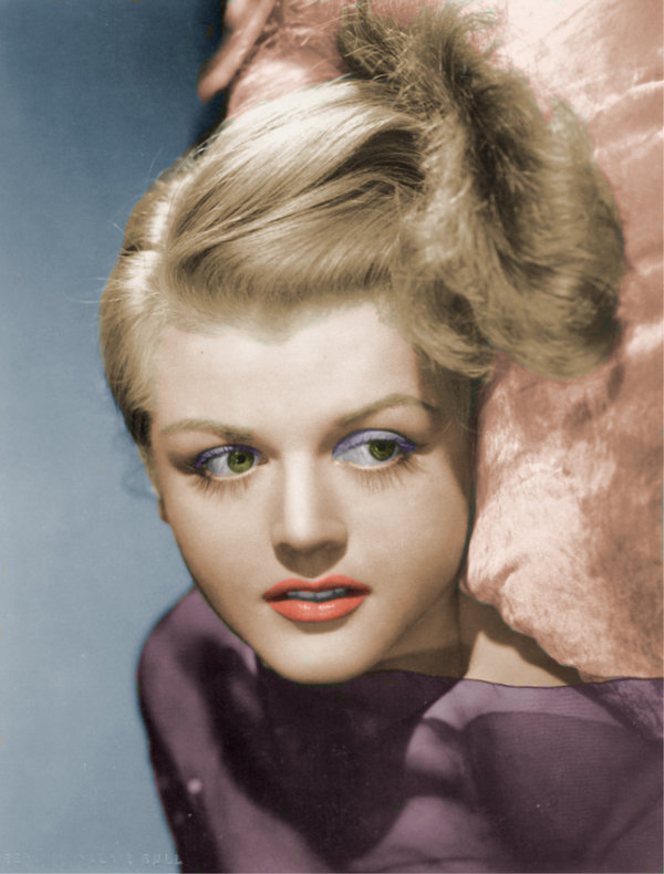 Angela Lansbury color