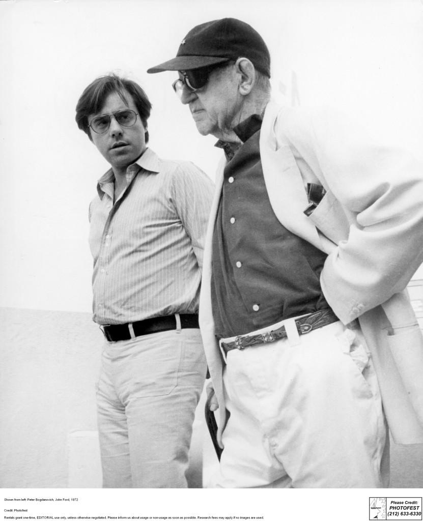 Bogdanovich, John Ford