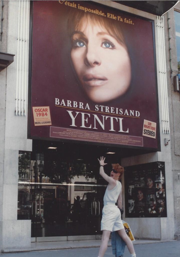 Barbra Streisand, Paris