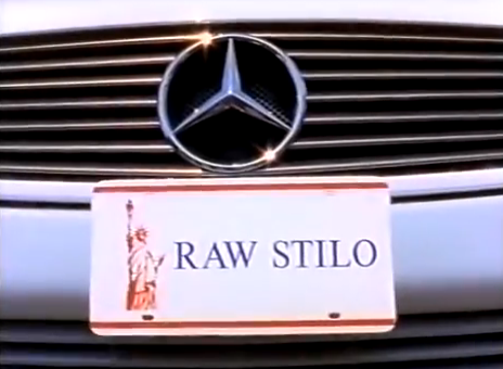 """Raw Stilo """"Cutie"""" 1995"""