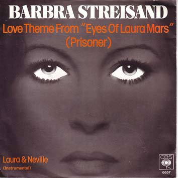 """Eyes of Laura Mars"" song"