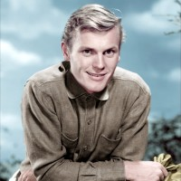 Tab Hunter color