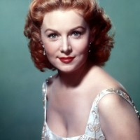 Rhonda Fleming portrait