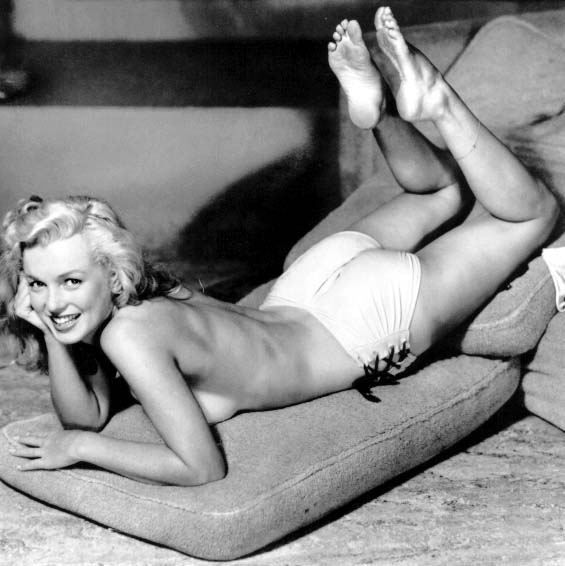 Quote of the Day: Constance Bennett on Marilyn Monroe ...