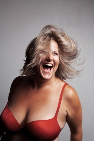 Bridget Everett bathing suit