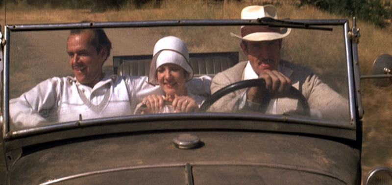 """The Fortune"" Nicholson, Beatty, Channing"