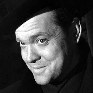 Orson Welles 1950s