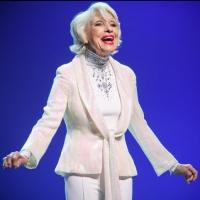 Carol Channing white outfit