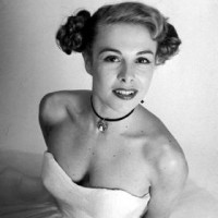 Marge Champion young
