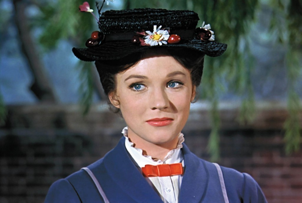 "Julie Andrews ""Mary Poppins"""