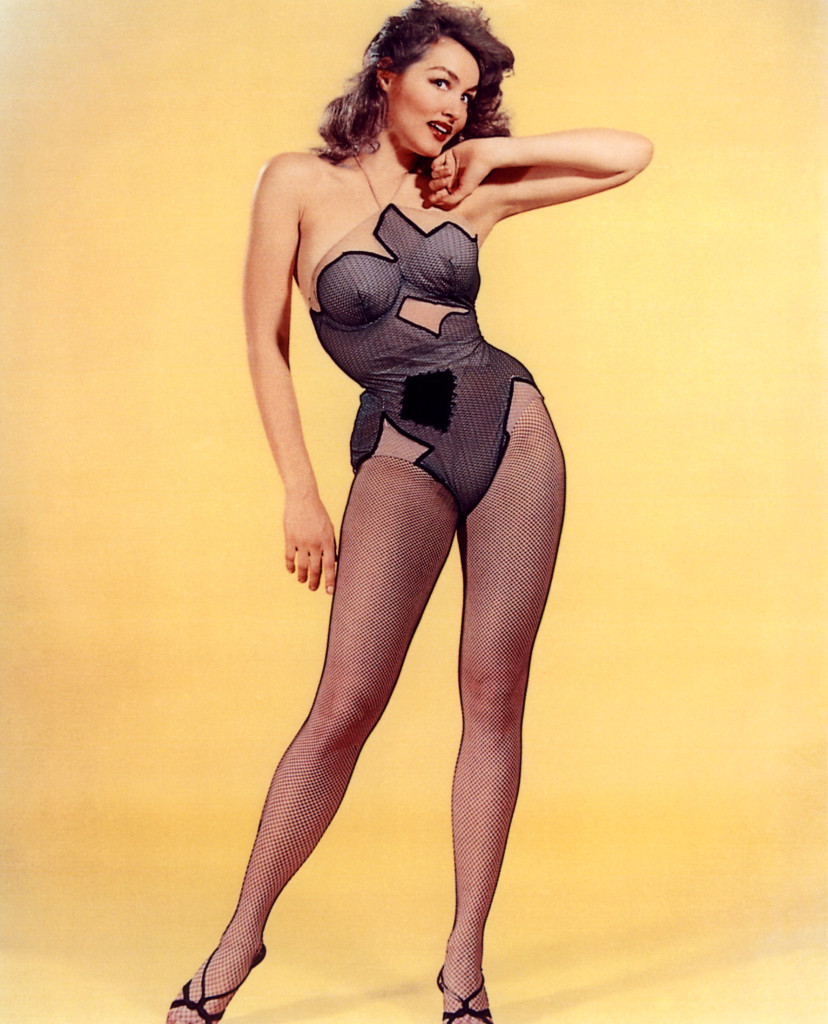 Julie Newmar, full body
