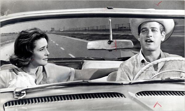 "Patricia Neal, ""Hud"""
