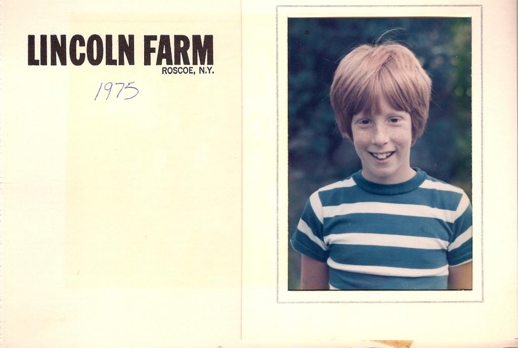 Lincoln Farm camp, vintage