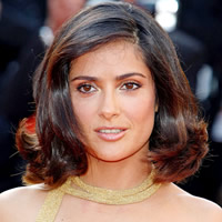 Cheer Up, Salma Hayek!