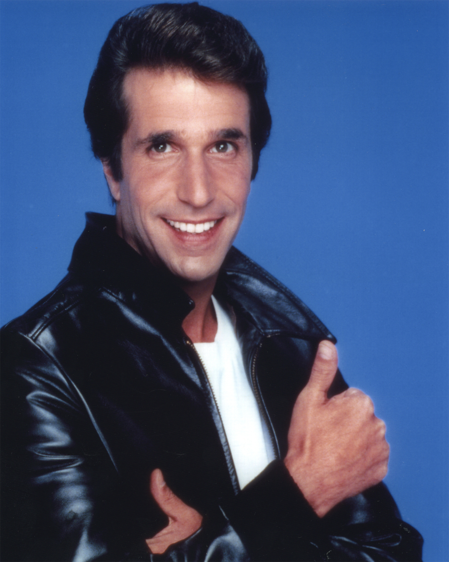Henry Winkler thumbs up