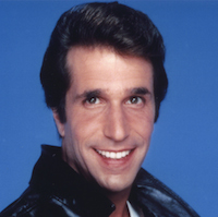 "My Childhood Obsession with ""The Fonz,"" Plus a Recipe for Henry Winkler's Steak Broiled in Beer in <i>Eating With the Stars</i>"