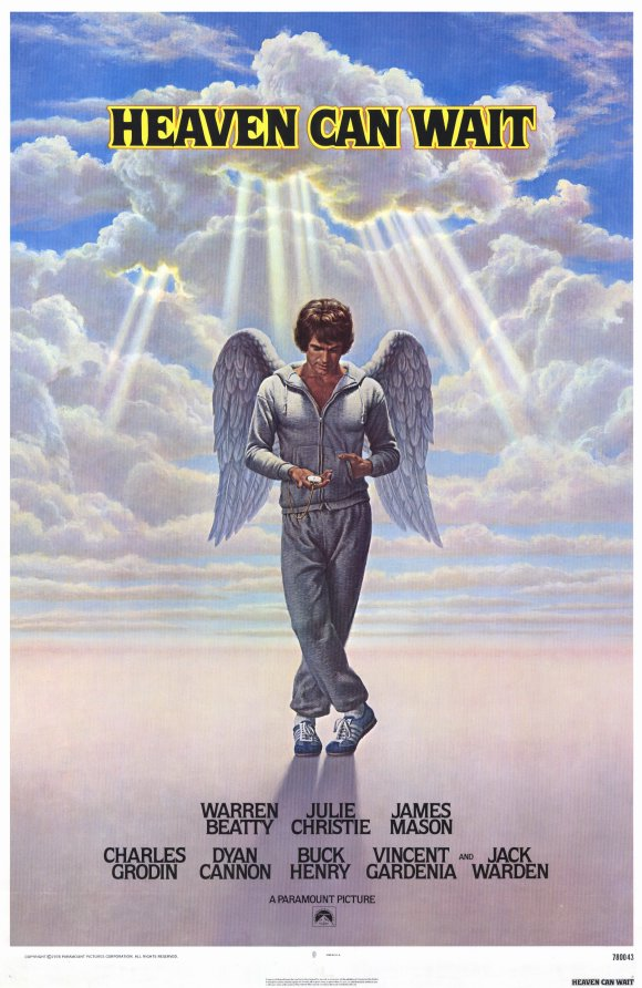 "Warren Beatty ""Heaven Can Wait"""