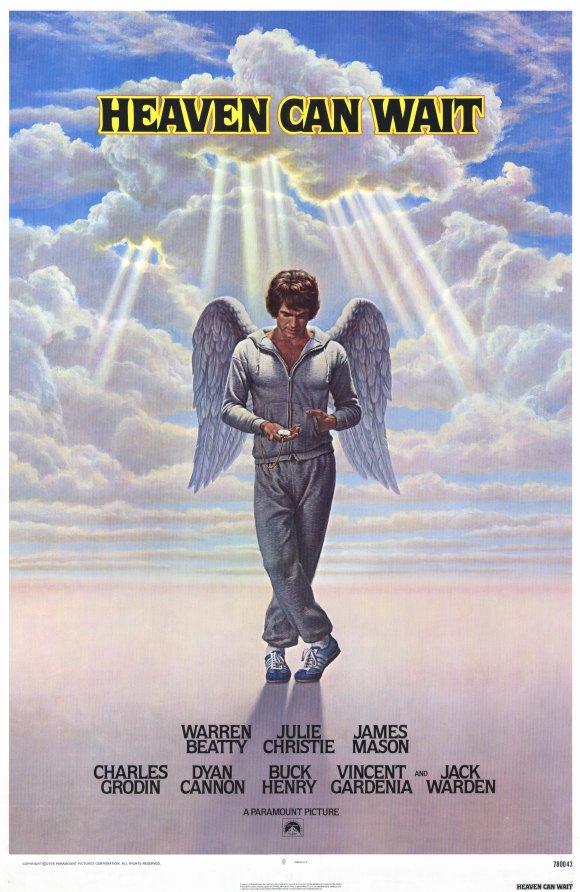 "Warren Beatty ""Heaven Can Wait"""
