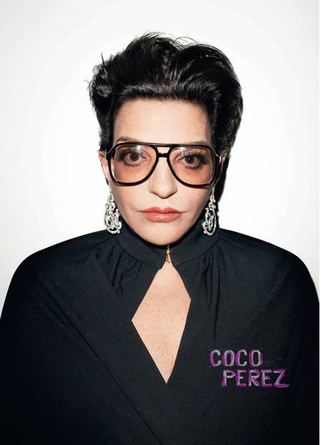 Liza Minnelli glasses