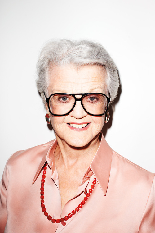 Angela Lansbury glasses