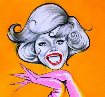 "Extreme Carol Channing: ""Jam Tomorrow, Jam Yesterday"""