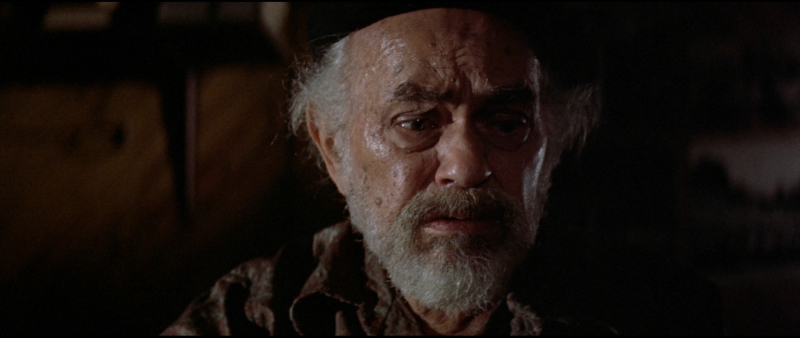 Edward G. Robinson In Soylent Green: The Gold Standard Of