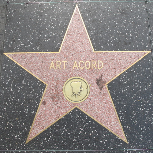 Art Acord Walk of Fame Star