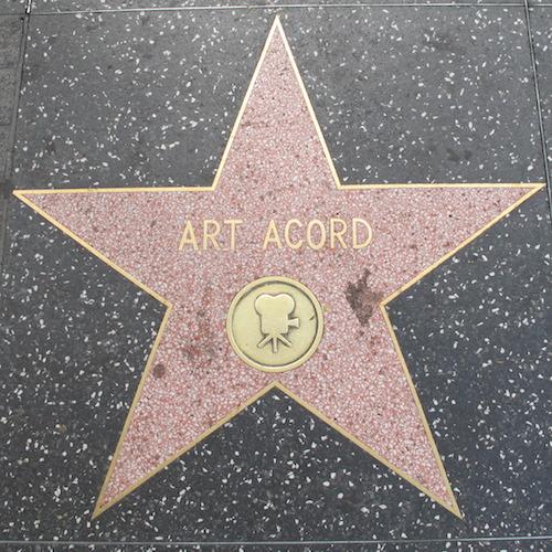 Art Acord Walk of Fame Star