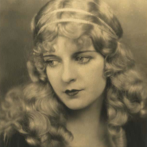 May McAvoy, Clarence Sinclair Bull