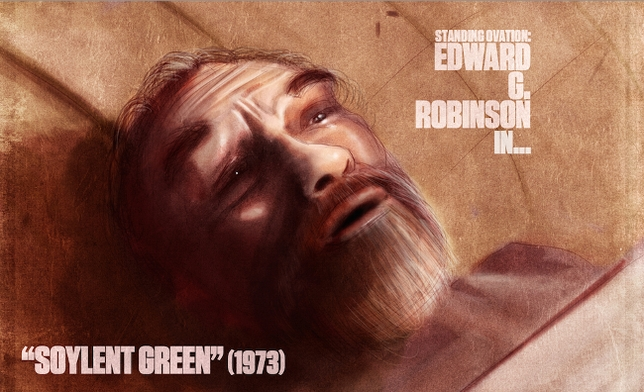 Edward G. Robinson in <i>Soylent Green</i>: The Gold Standard of Cinematic Farewells